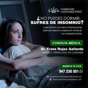 insomnio tratamiento aceite cannabis lima