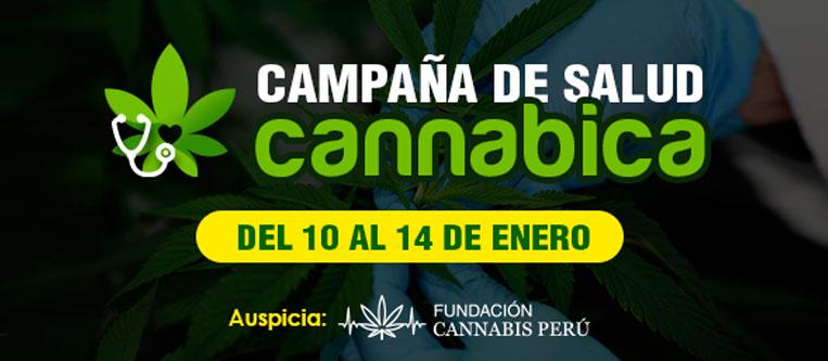 Campaña de salud Cannabis Medicinal